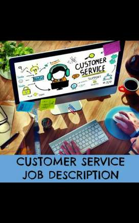 Urgently required- Customer support executive