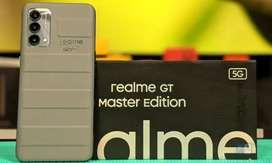 Realme GT master edition grey sealed box