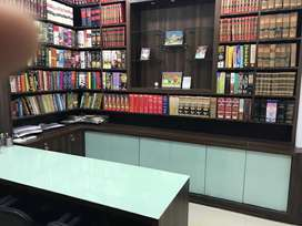 Advocate ready office to sell fully furnished /AC