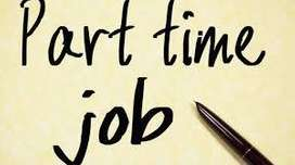 If you require home based part time job from home then contact …