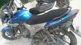 Yahama bike with good condition