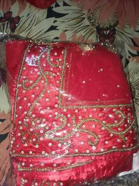 Bridal lehnga havi Only 1 time use new candistione