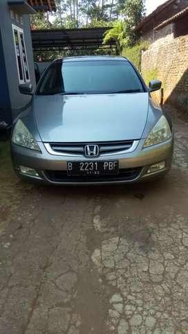 Honda acord 2003