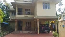 House for Sale behind mission hospital pullur