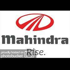 We have opening for various profiles In Mahindra Motors.  Such as  sup