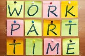 Part Time work opportunity in M.C.A approved company