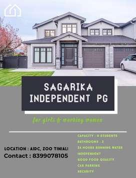 Sagarika Girls PG