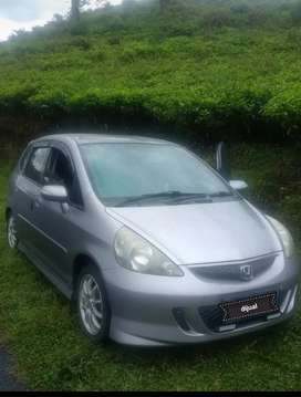 honda jazz 2007 vtec top great