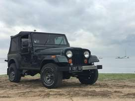 CJ -7 full spec