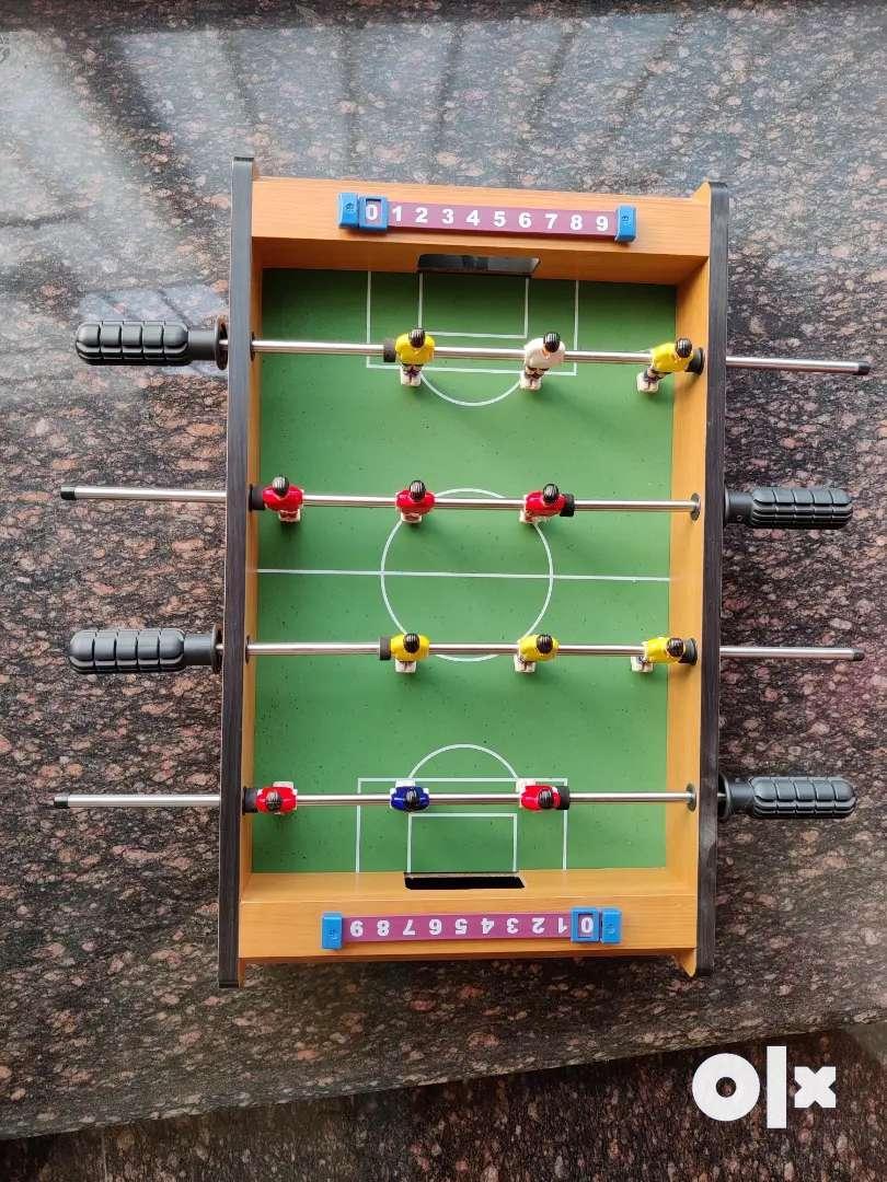 foosball game 0