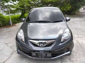 Honda Brio 2014 Manual Grey Gresss