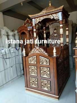 Mimbar masjid Quba jt09