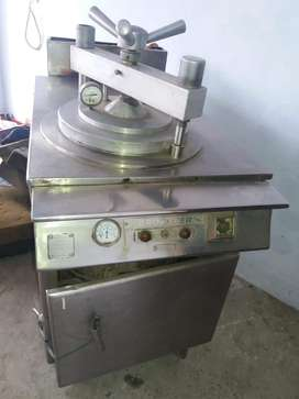 Broast machine aone condition