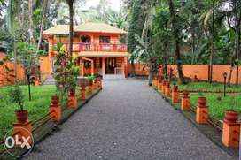 Beautiful House for rent in Manarcad
