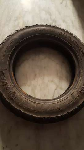 Activa rear 10 inches tyre