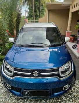 Suzuki Ignis GX AGS 2017 Plat AD
