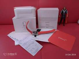 Apple watch 42mm 316L stainless steel red limited edition ex ibox