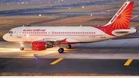 We are hiring in various post for airport work for Pan India