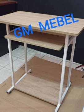 GM MEBEL. Meja Komputer Kaki Besi