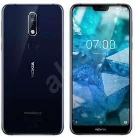 Nokia 7.1 4/64 zeeis camera full DSLR