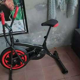 Platinum bike sepeda statis beda dengan yg murah ZY700