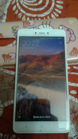 RedmiNote4;MIUIGLOBAL9.0;Octacore Max 2.0GHz.(Internal memory-32Gb)
