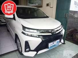[Lulus Inspeksi] Toyota Avanza 1,3 Veloz matic / Automatic 2019