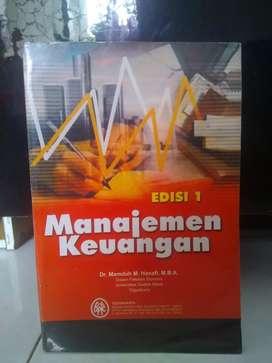 Manajemen Keuangan Edisi 1 Dr.Mamduh M.Hanafi,M.B.A. Yogyakarta