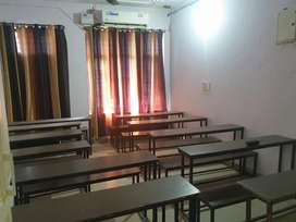 Space for coaching classes ,on rent or share basis, n