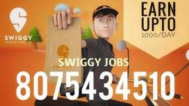 Earn Upto 30k/Month SWIGGY