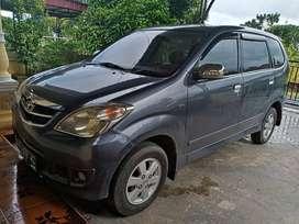 Jual Mobil Avansa Grey tahun 2011 type G