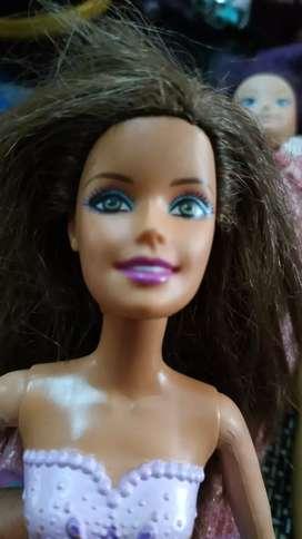 Barbie collection Mattel original, fairy series.