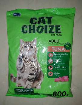Makanan Kucing 'Cat Choize' Adult Tuna