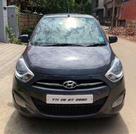 Hyundai I10 i10 Asta 1.2 AT Kappa2 with Sunroof, 2012, Petrol