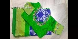 Ladies stitching