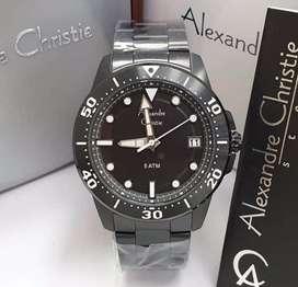 Alexandre Christie black AC 6517 md fullset
