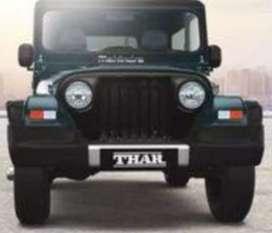 Mahindra thar modified jeep