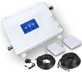 4G smart mobile signal booster with All Network with 1 Year warranty