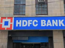 Urgent requirement for HDFC BANK fresher and experience both can apply