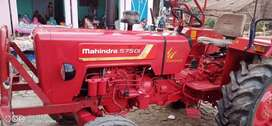 Mahindra tractors showroom condition