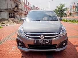 Suzuki Ertiga GL AT 2017 Service Record
