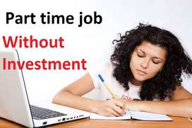 Genuine typing work weekly payment data entry job home base work9