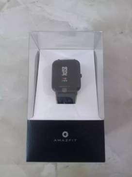 Amazfit Bip Lite Black Smartwatch by Xiaomi Original