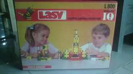 Mainan Anak Lego LASY L800 Original Educational Toys Germany