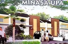 Rumah Murah dekat kampus Unismuh Makassar Minasa Upa
