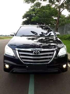 Toyota innova g luxury at diesel 2013