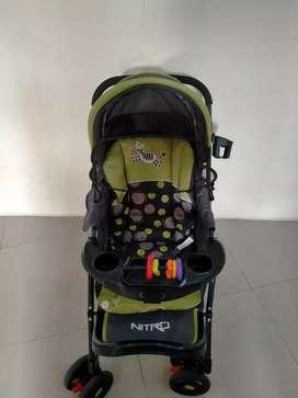 Jual stroller bekas RP 700.000