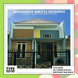 Gg Reformasi Alexandria Barista Residence