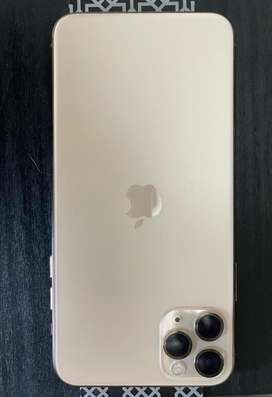 Iphone 11 pro max 256gb Gold PTA approved