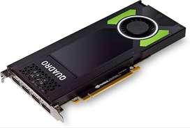 NVIDIA Quadro P4000 8GB GDDR5 256-bit Rarely USED